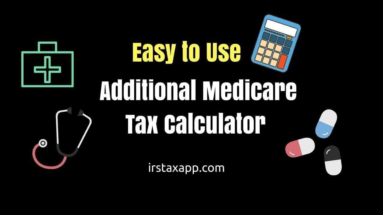 additional medicare tax calculator