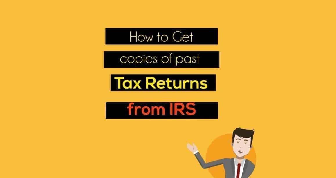 tax transcript from irs