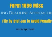 1099 Misc Filing Deadline Approaching . File to Avoid Penalty