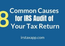 Eight Tax Return Items That May Attract IRS Audit