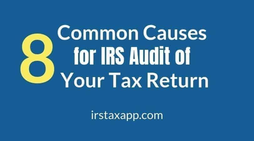 irs audit letter
