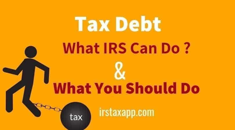 irs tax debt offer in compromise