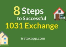 Accomplish 1031 Exchange in 8 Steps !