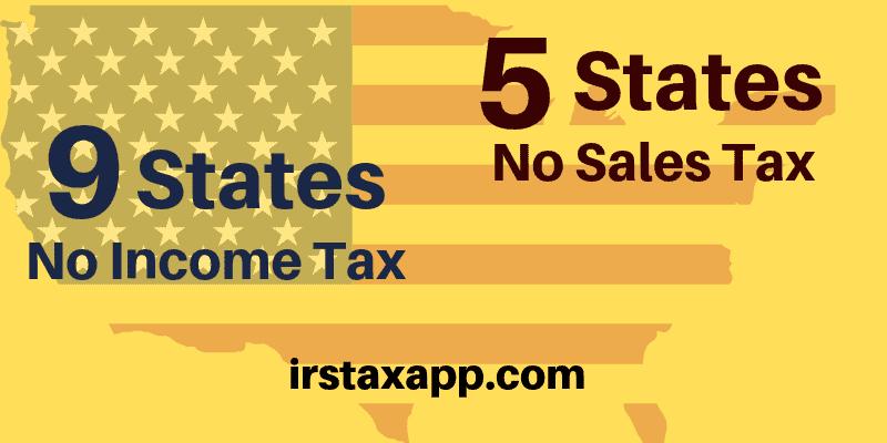 states no income tax
