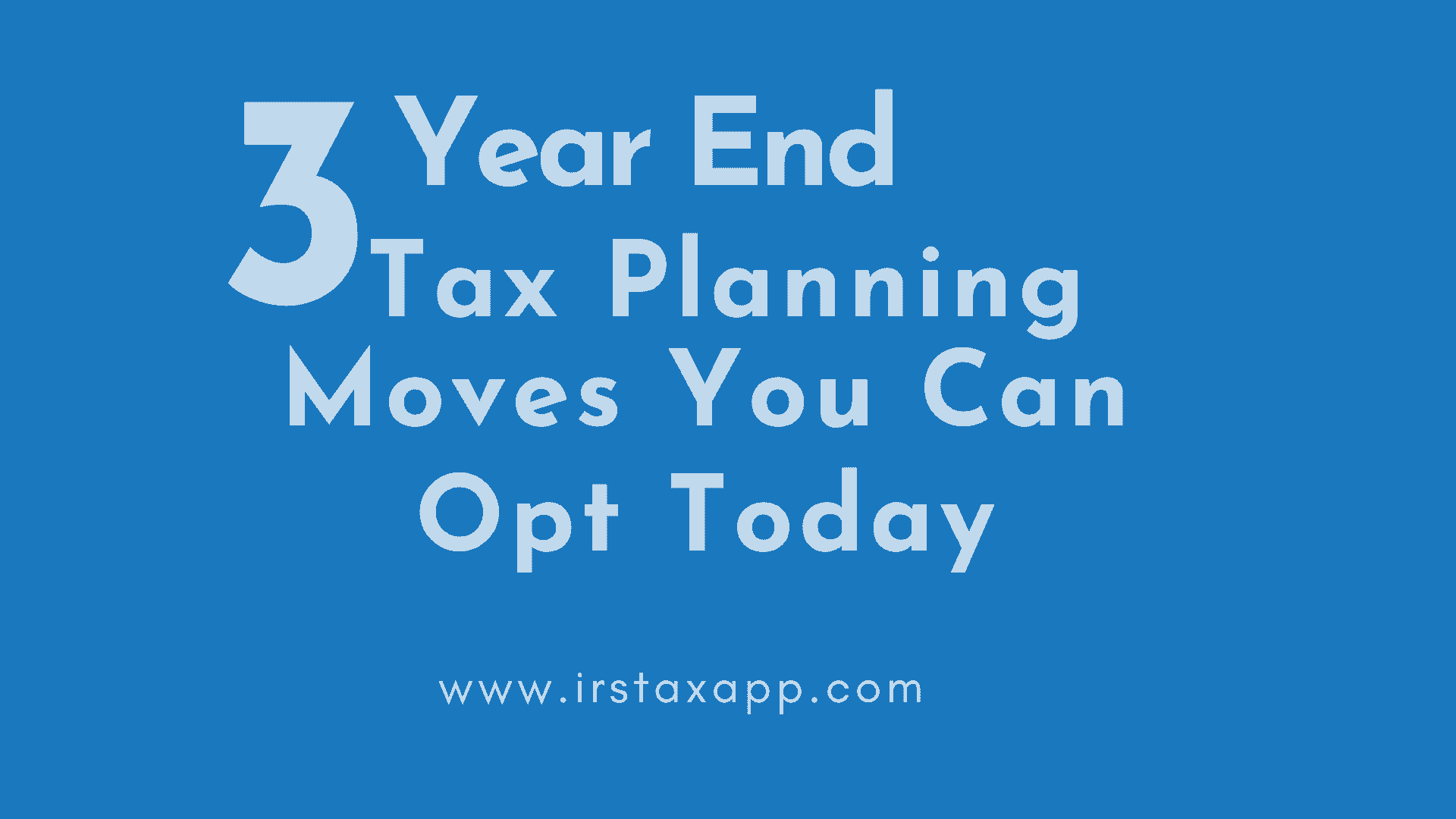 year-end-tax-planning