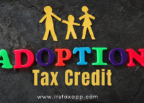 How does adoption tax credit work?