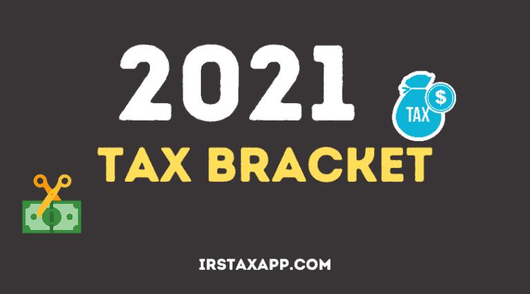 2021 tax bracket