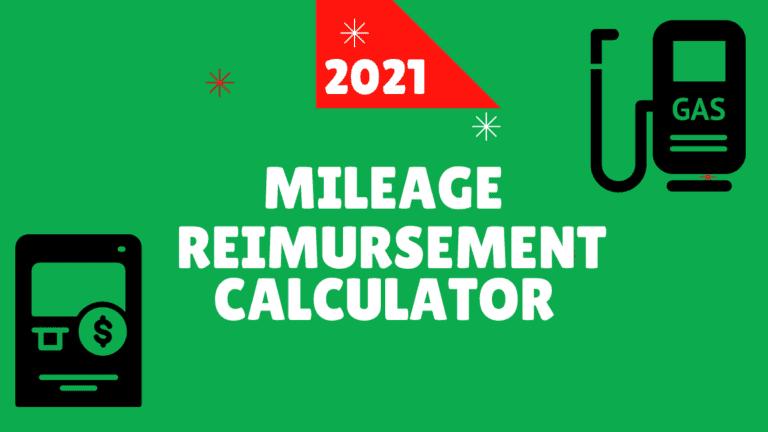 2021 mileage-reimbursement-calculator