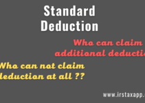 Standard deduction: When to claim more & when you can't claim a penny?