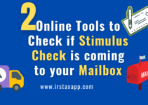 How to Know if Stimulus Check is Arriving in  Your Mailbox?