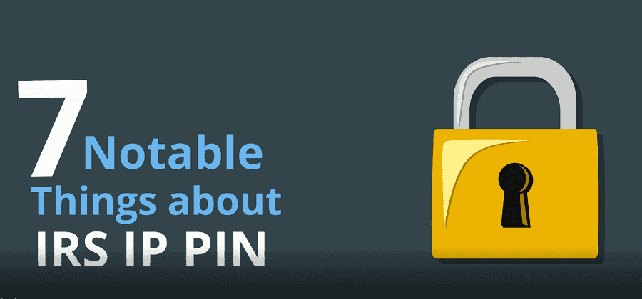 ip pin from irs
