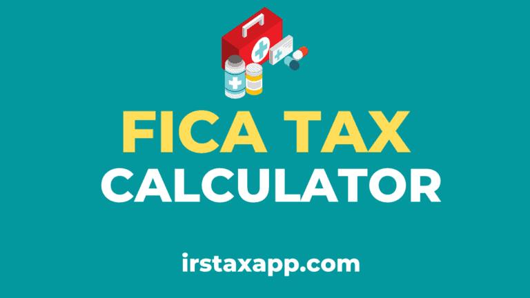 fica tax calculator